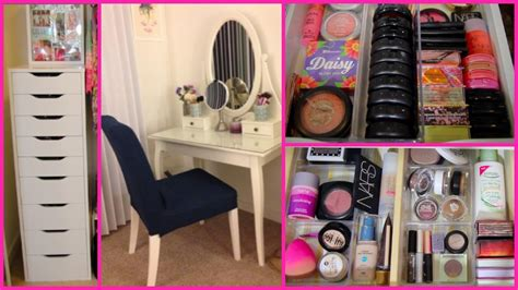 Makeup Collection Vanity by Makeup Collection Vanity Tour Beautybaby44