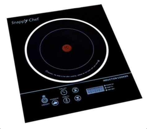 does induction cooking use less electricity snappy chef snappy chef induction cooker
