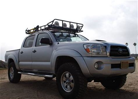 Roof Rack Toyota Tacoma Cab by Toyota Tacoma Roof Rack