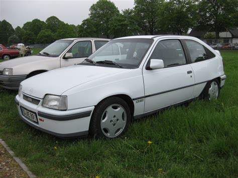 Opel Kadett Gsi by 1988 Opel Kadett 2 0 Gsi 16v Kadett E Related Infomation