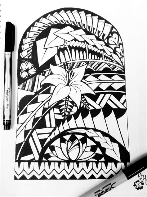 tongan tribal tattoo designs trend of tattoos tongan tribal designs
