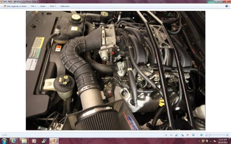automotive repair manual 2009 ford gt500 electronic valve timing shelby gt location or egr valve in shelby gt 2007