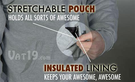 Skii Pouch B pouch sweatshirt non ski gabber newschoolers