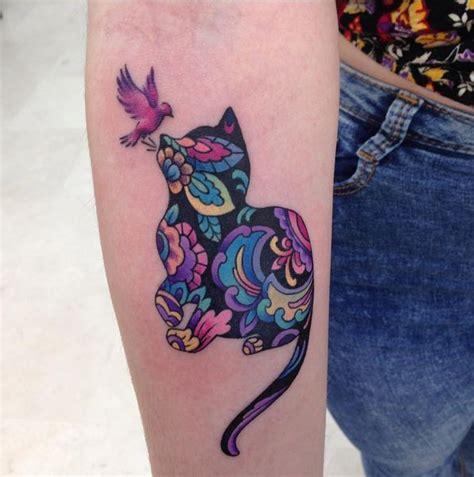 cat tattoo healing 40 beautiful cat tattoos page 30