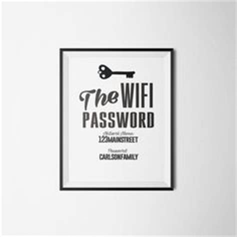 1000 Ideas About Wifi Password On Pinterest Wifi Password Printable Guest Room Sign And Free Wifi Poster Template