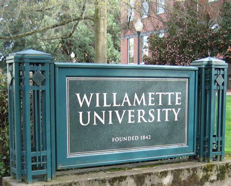 Willamette Mba Programs by Willamette