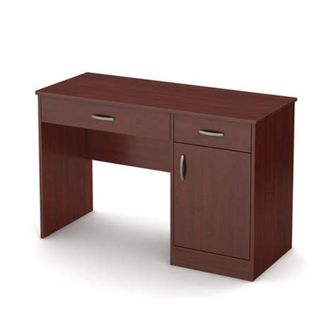 Walmart Small Desks South Shore Smart Basics Small Desk Walmart Ca