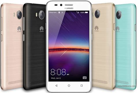 Hp Huawei Warna Gold huawei y3ii pictures official photos