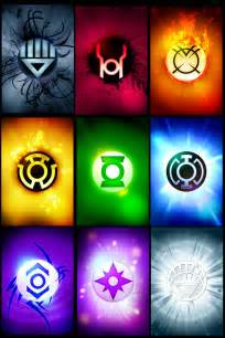 lantern corps colors lantern corps t shirt design by kindlight on deviantart