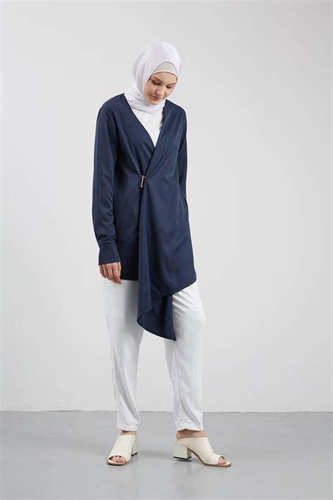 Asiro Lyni Bag Navy Asiro sell janeska outer navy outerwear hijabenka