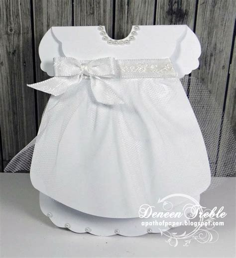 christening dress card template baby dress card by deneen treble includes link to the