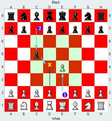 Sicilian Defense chess 체스 기초 첫수와 오프닝 opening 에 대해