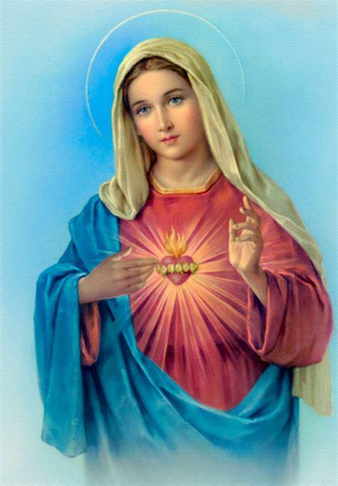 imagenes de la virgen maria a blanco y negro tu coraz 211 n como los corazones del hijo de dios y de la