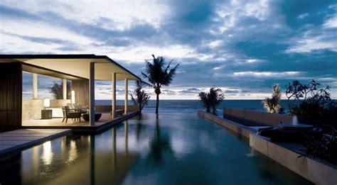 Black Kitchen Furniture exquisite exotic resort alila villas soori in bali by scda