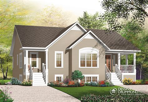 duplex plans that look like single family semi detached homes country style homes w3037 maison