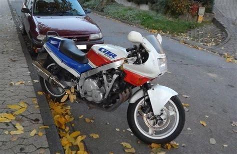 Motorrad Honda Ratingen by Pol Ppko Abgestelltes Motorrad In Koblenz R 252 Benach