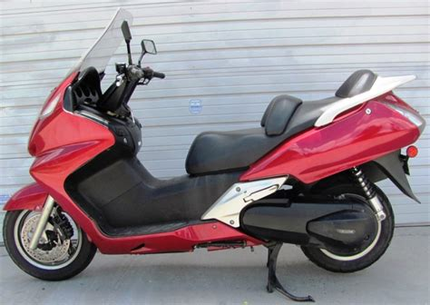 honda 600 motorcycle 2008 honda silverwing 600 used scooter bike