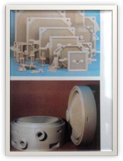 Mesin Press Linen filter cloth press kain saringan