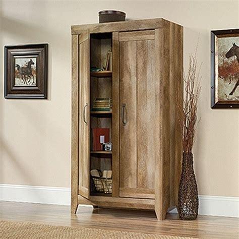 sauder oak storage cabinet image of sauder adept craftsman oak storage cabinet 418141