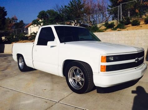 1993 c1500 chevy short bed single cab awesome