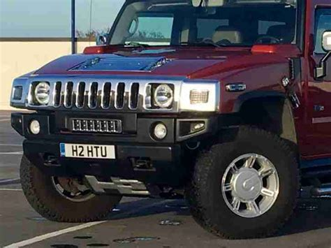 how make cars 2004 hummer h2 electronic valve timing hummer 2004 h2 auto bronze lpg low mileage swap px car for sale