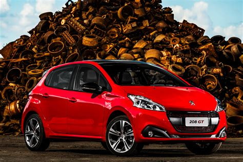 peugeot compact car peugeot 208 4k ultra fond d 233 cran hd arri 232 re plan