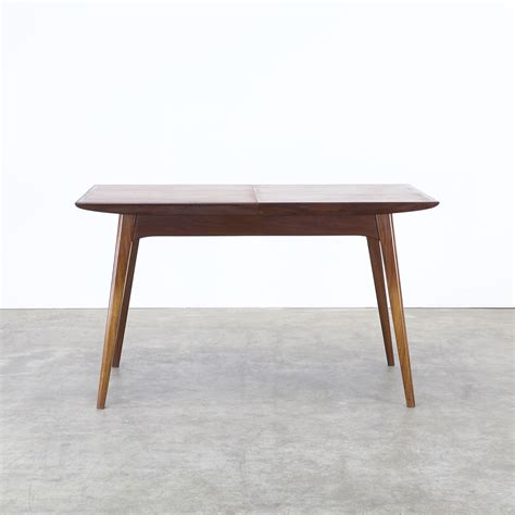 60s dining table 60s louis teeffelen extandable dining table for w 233 b 233 barbmama