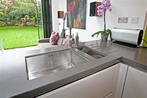 Kitchen Layouts L Shaped With Island Modern White Kitchen Extension