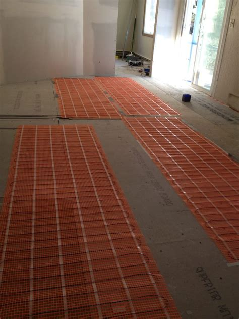 heated floor mats under tile floor matttroy