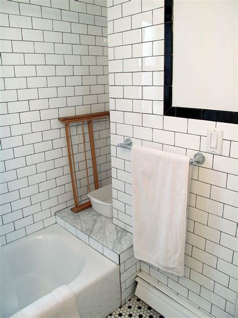 Bathroom Tile With Bullnose The House In The City The Bathroom Revealed