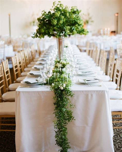 table garlands