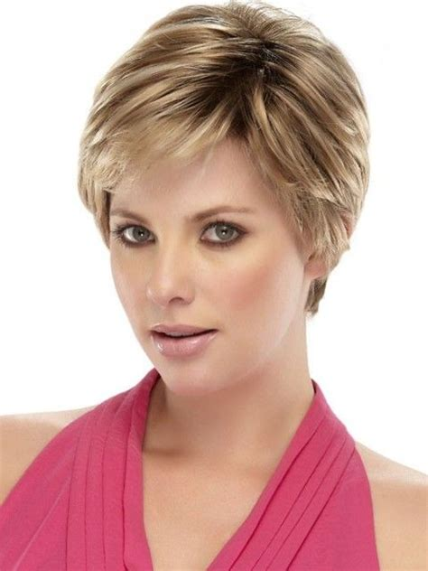 short haircuts away from face pretty short hairstyles for thin hair short hair styles