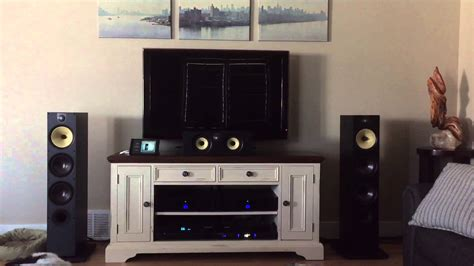 Bowers Wilkins 683 S2 bowers wilkins 683 s2 s with emotiva xpa 100 s
