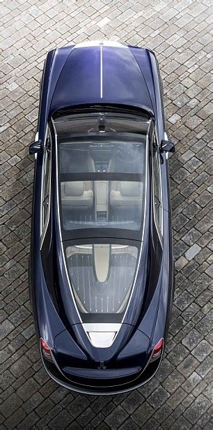 Rolls Royce Sweptail unveiled as most expensive car ever