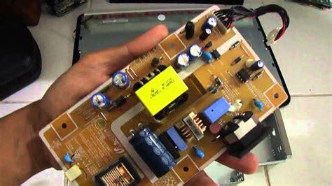 Tv Lcd Beserta Gambar lcd monitor layar gelap backlight mati