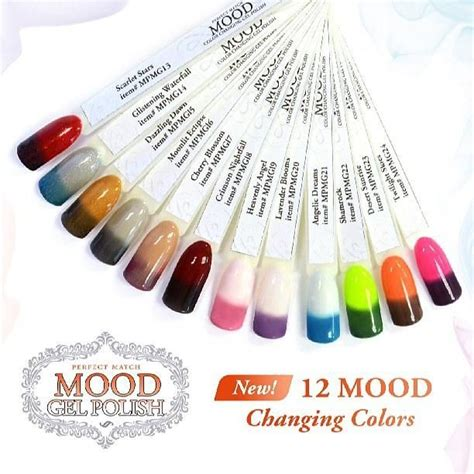 13 best images about colors and moods on pinterest to be 30 best lechat mood color change polishes images on