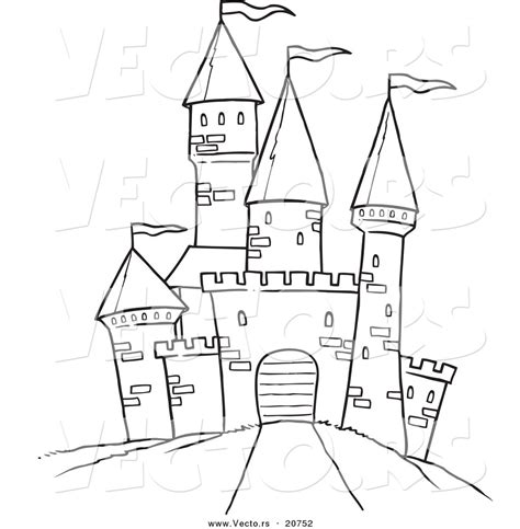arendelle castle coloring page castle outline clipart