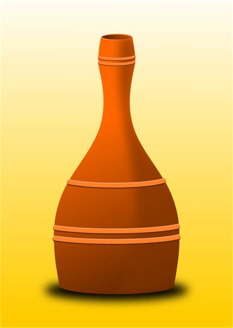 Vase Pot by Clipart Vase Pot 2
