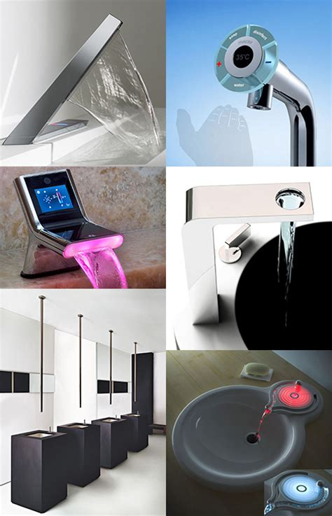 Modern Bathroom Faucets And Fixtures by Interior Design