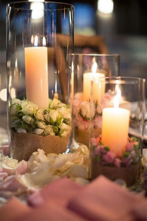wedding centerpieces with candles and sand 639 best images about tablescapes centerpieces on