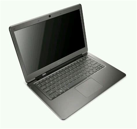 Hp Acer Nov acer already shipping s3 hp joining ultrabook