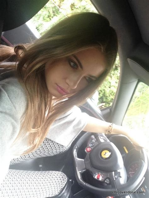 xenia   russian model  speaks  languages  drives