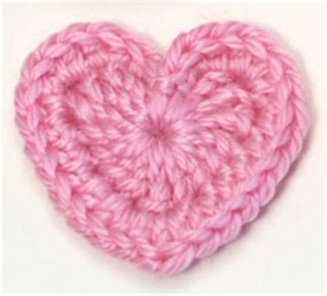 crochet heart pattern magic circle blog planetjune by june gilbank 187 love hearts