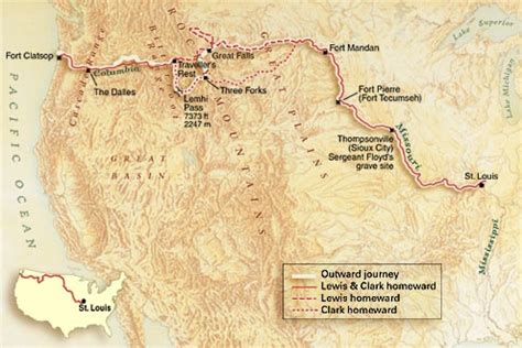 what challenges did lewis and clark lewis and clark