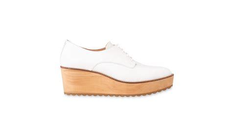 ko wood lace up shoe white whistles