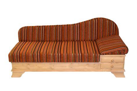 ottomane sofa sofa liege chiemgau ottomane recamiere landhaussofa