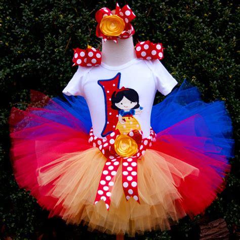 Fullset Shoes And Set Tutu Name Yellow For 0 12 Bulan snow white birthday tutu set disney princess