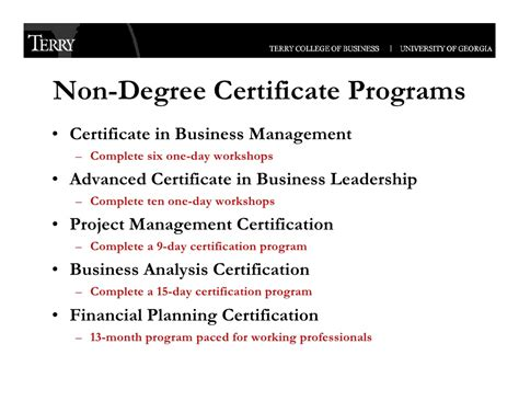 Mba Level Track In Business Analytics Tepper by Uga Terry College Of Business Executive Programs