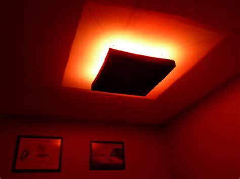 Ceiling Mood Lighting Rgb Led Ceiling Mood Light With Hacked Ir Remote 全部 简体中文