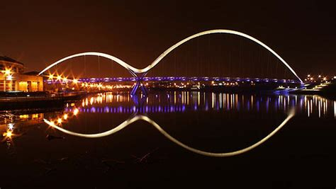 Infinity Bridge Infinity Bridge Stockton On Tees Collabcubed